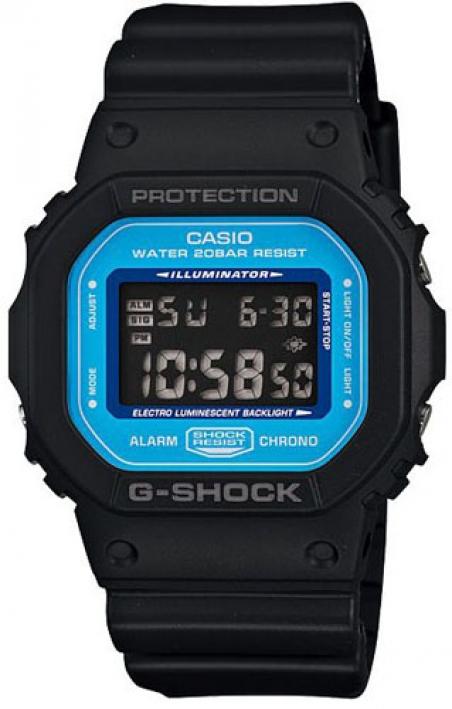 Часы Casio DW-5600SN-1ER
