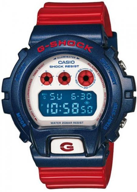 Часы Casio DW-6900AC-2ER