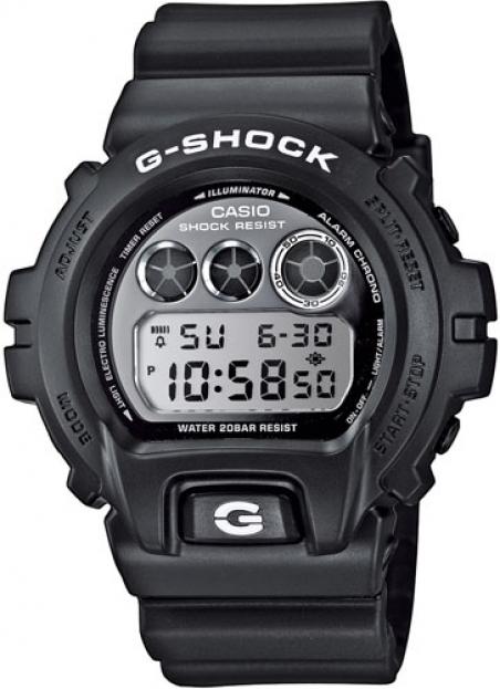 Часы Casio DW-6900BW-1ER