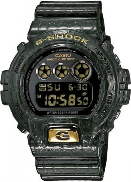 Часы Casio DW-6900CR-3ER