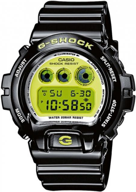 Часы Casio DW-6900CS-1ER