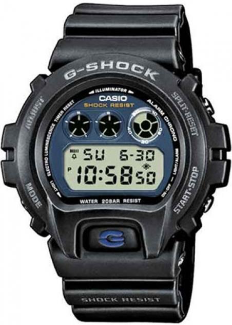 Часы Casio DW-6900E-1ER