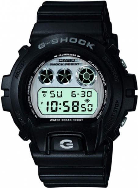Часы Casio DW-6900HM-1ER