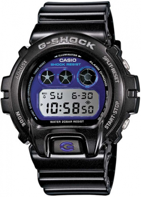 Часы Casio DW-6900MF-1ER
