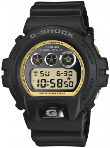 Часы Casio DW-6900MR-1ER
