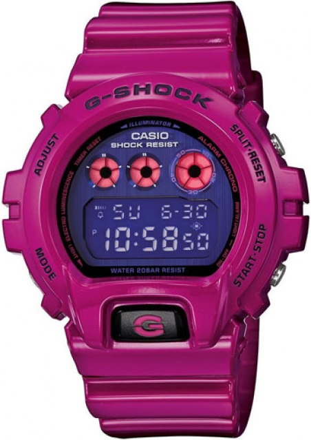 Часы Casio DW-6900PL-4ER