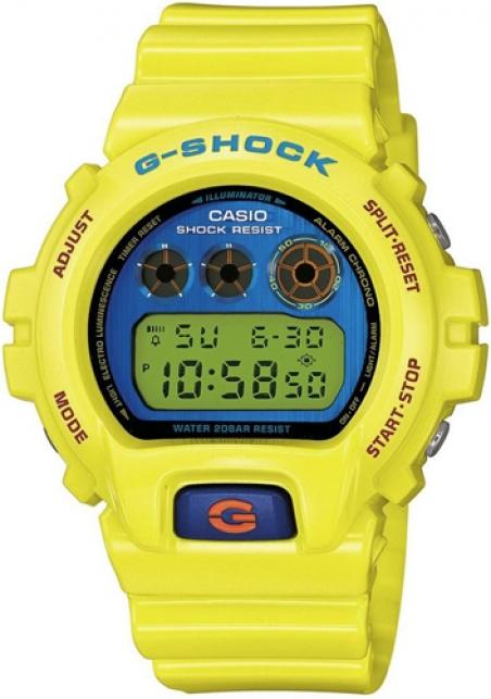 Часы Casio DW-6900PL-9ER
