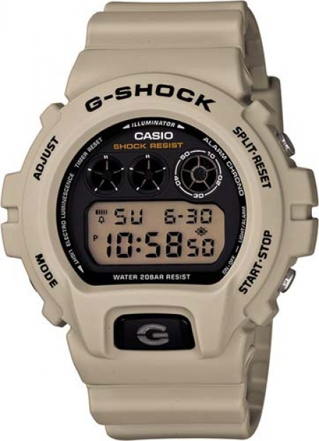 Часы Casio DW-6900SD-8ER