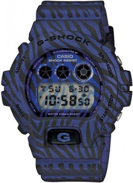 Часы Casio DW-6900ZB-2ER