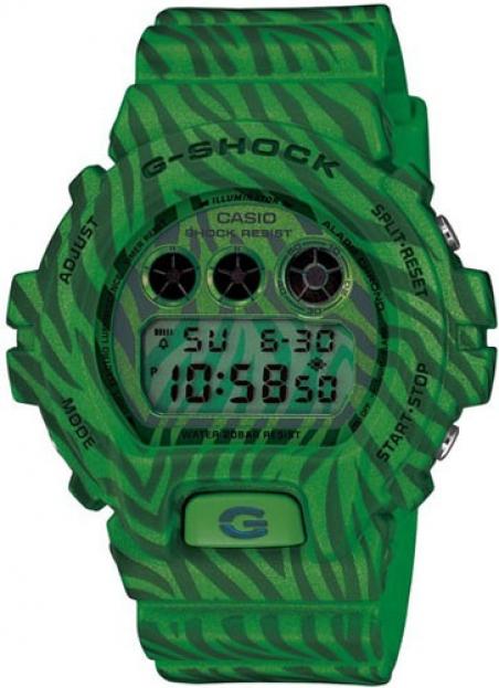 Часы Casio DW-6900ZB-3ER