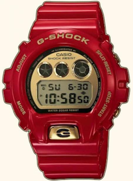 Часы Casio DW-6930A-4ER