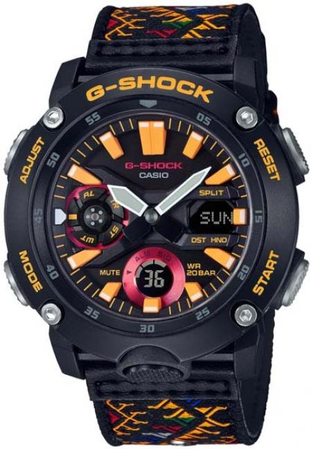 Часы Casio GA-2000BT-1AER