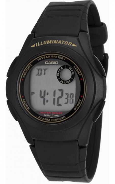 Часы Casio F-200W-9AEF