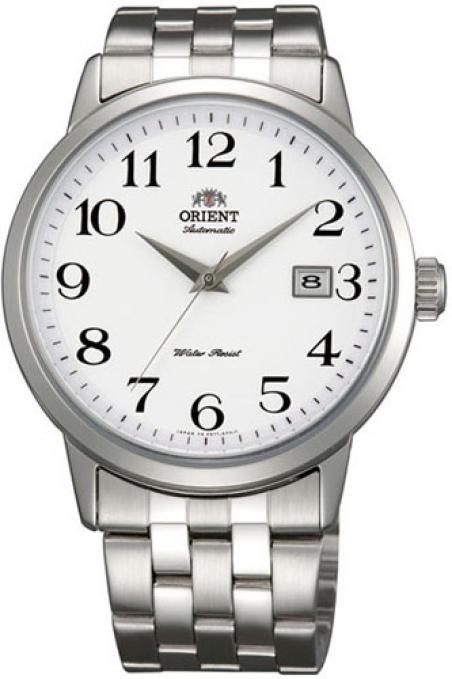 Мужские часы Orient стальные механические с минеральным стеклом со стальным браслетом для плавания, страница 4