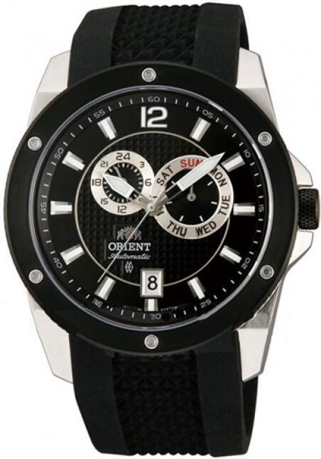 Оригинальные мужские наручные часы ORIENT ET0H002B / FET 0H 002 B0. Доставляем бесплатно. Даем 100% гарантию ORIENT