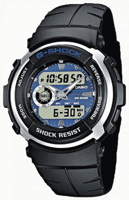 Часы Casio G-300-2A