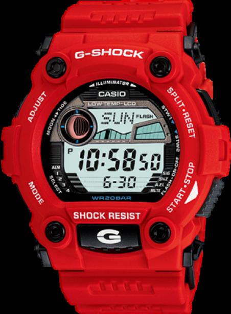 Часы Casio G-7900A-4ER
