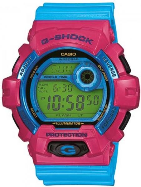 Часы Casio G-8900SC-4ER