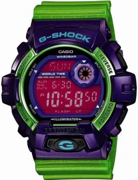 Часы Casio G-8900SC-6ER