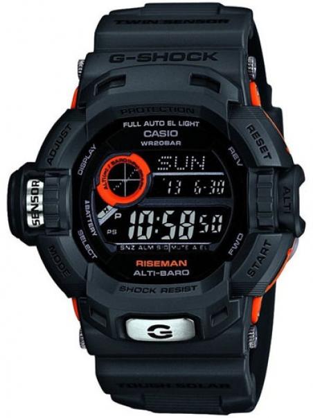 Часы Casio G-9200GY-1ER