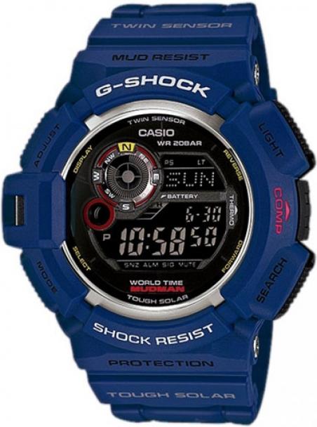 Часы Casio G-9300NV-2ER