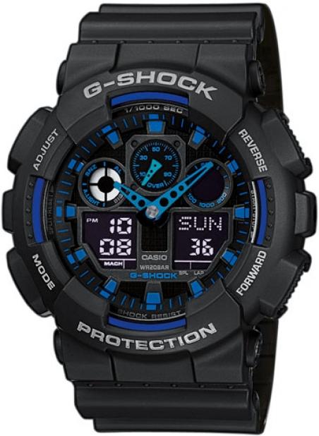 Часы Casio GA-100-1A2ER