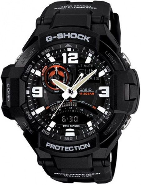 Часы Casio GA-1000-1AER