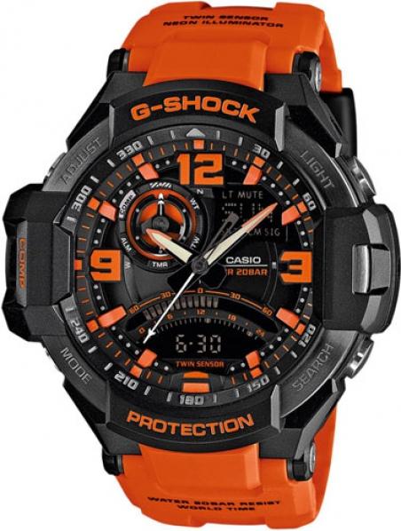 Часы Casio GA-1000-4AER