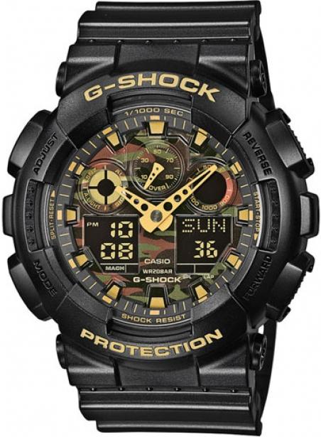 Часы Casio GA-100CF-1A9ER