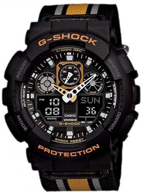 Часы Casio GA-100MC-1A4ER