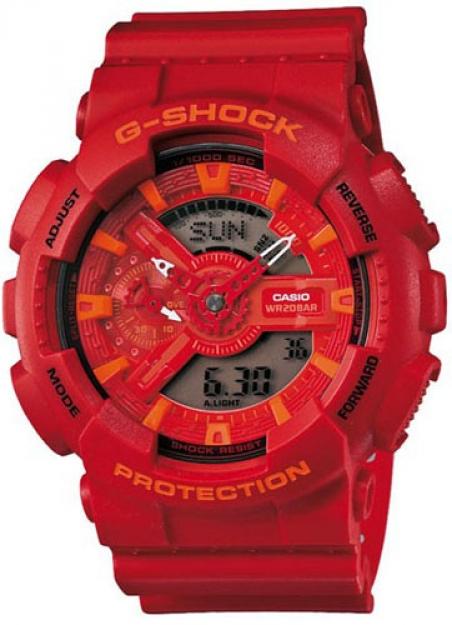 Часы Casio GA-110AC-4AER