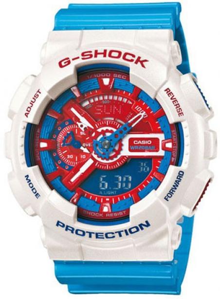 Часы Casio GA-110AC-7AER