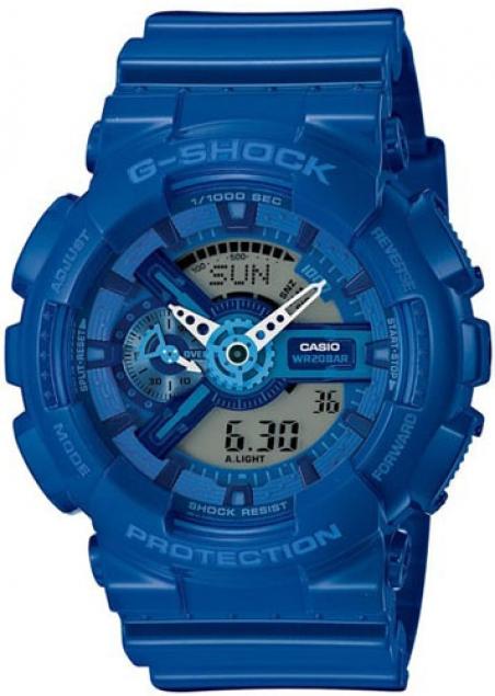 Часы Casio GA-110BC-2AER