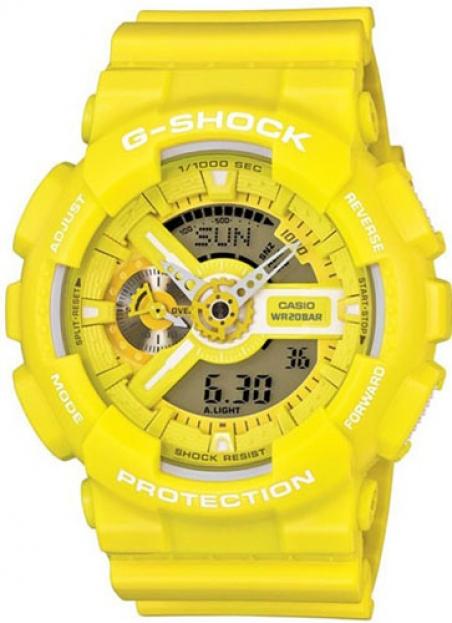 Часы Casio GA-110BC-9AER