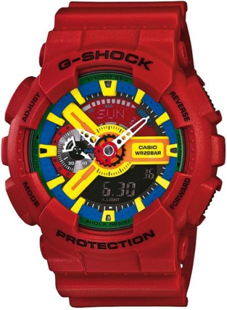 Часы Casio GA-110FC-1AER