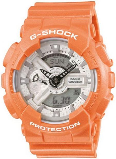 Часы Casio GA-110SG-4AER