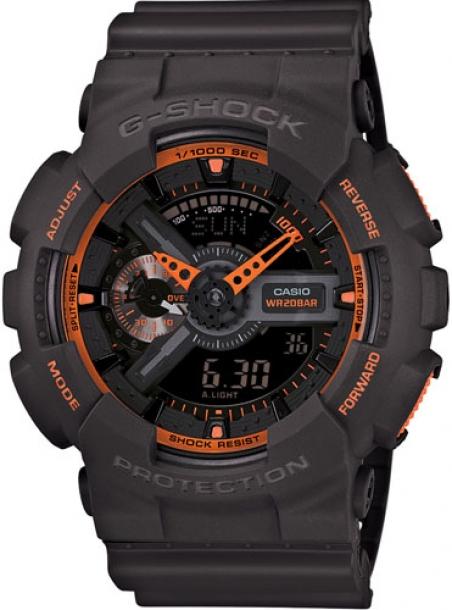 Часы Casio GA-110TS-1A4ER
