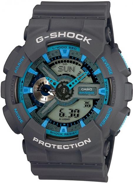 Часы Casio GA-110TS-8A2ER