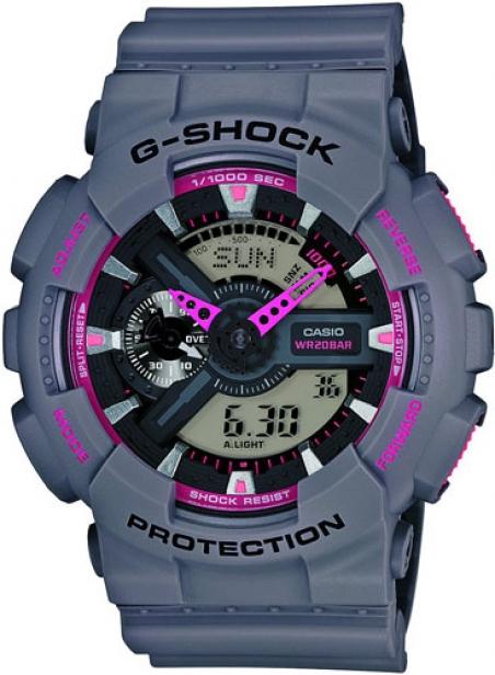 Часы Casio GA-110TS-8A4ER