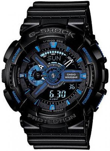 Часы Casio GA-113B-1AER