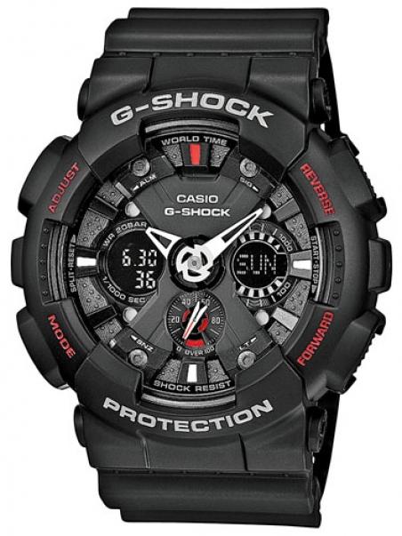 Часы Casio GA-120-1AER
