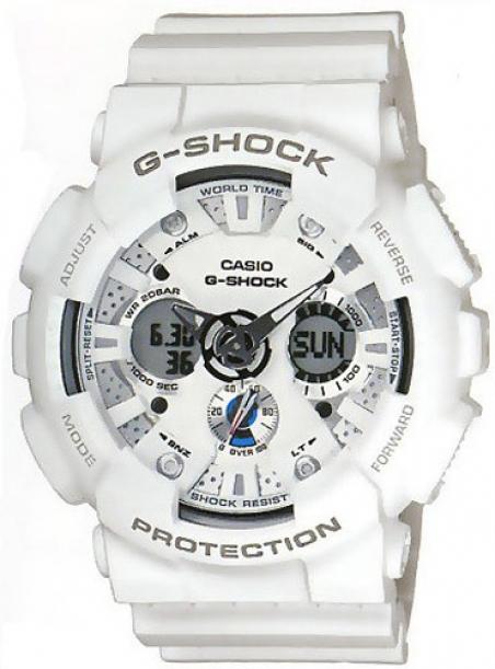 Часы Casio GA-120A-7AER