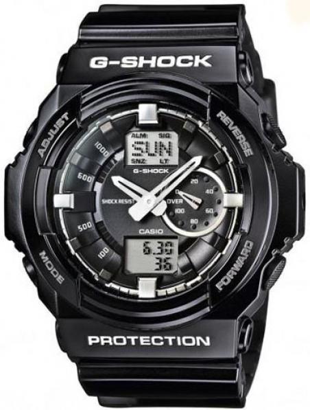 Часы Casio GA-150BW-1AER