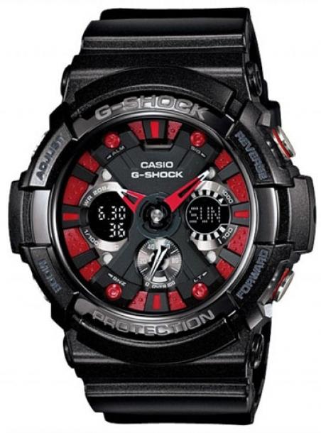 Часы Casio GA-200SH-1AER