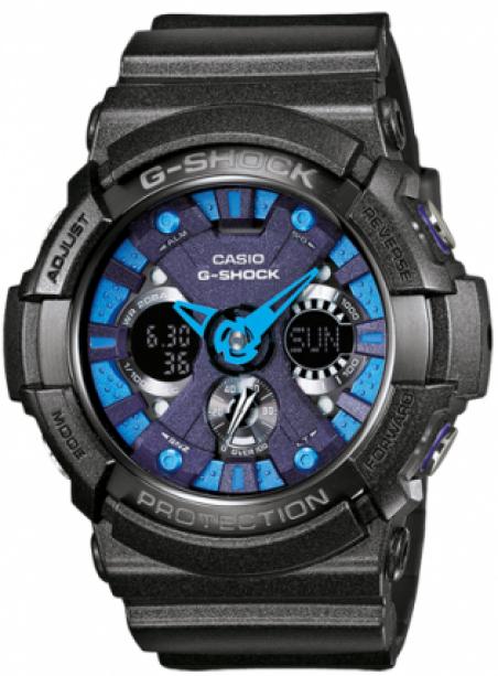 Часы Casio GA-200SH-2AER