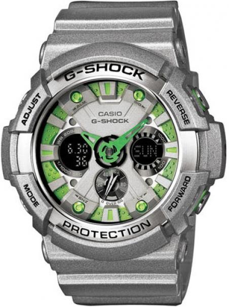 Часы Casio GA-200SH-8AER