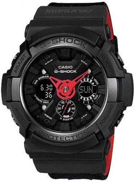 Часы Casio GA-200SPR-1AER
