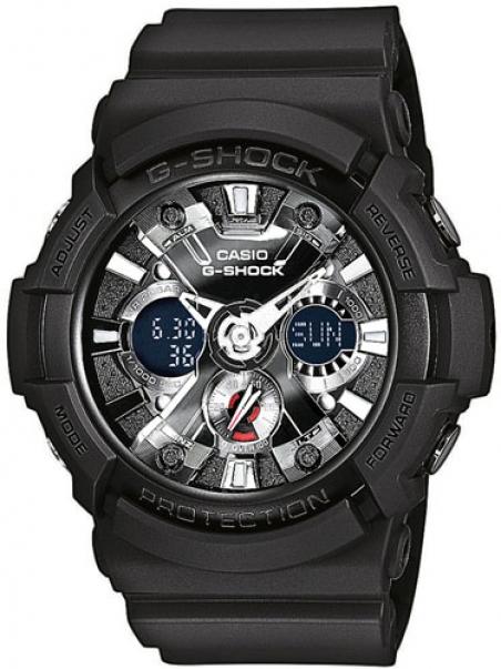 Часы Casio GA-201-1AER