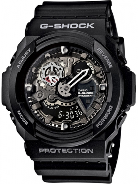 Часы Casio GA-300-1AER