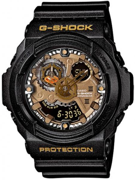 Часы Casio GA-300A-1AER